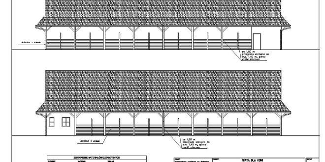 Przebudowa parkingu na Palenicy: Automaty biletowe, sanitariaty i wiata dla koni