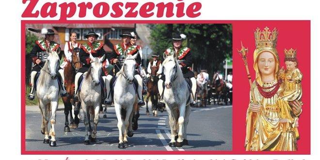 Msza św. fiakierska 2016 – zaproszenie