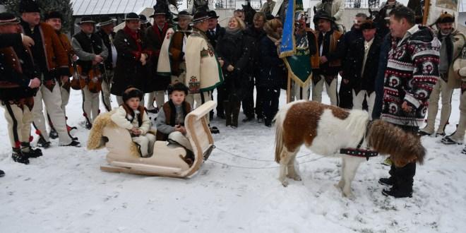 Msza Św. w Ludźmierzu – święto koni i ich miłośników