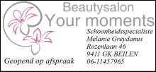 Beautysalon Your Moments