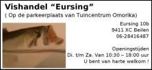 Vishandel Eursing
