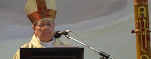 Wielkanoc w Konkatedrze – Kazanie ks. Biskupa M. Leszczyńskiego wygłoszone w czasie Rezurekcji.