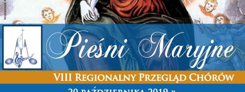 Przegląd Chórów – PIEŚNI MARYJNE – 20.09.2019 r.