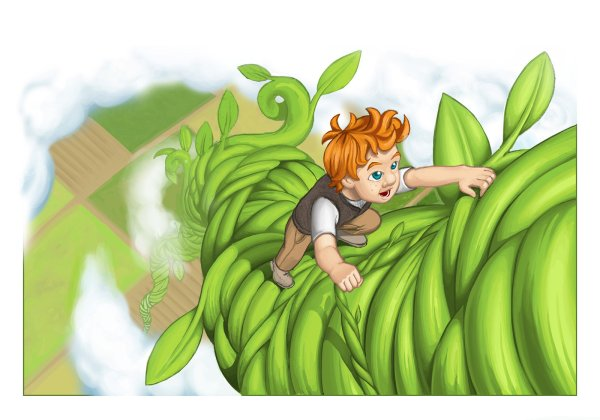 Lessons in Morality from Jack and the Beanstalk | KONKDADDY