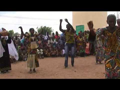 Folklore : Soninke Villagers