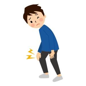 ジョギング怪我