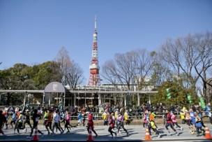東京マラソンの起源や歴史、由来は?