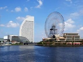 横浜を子連れで散歩する!