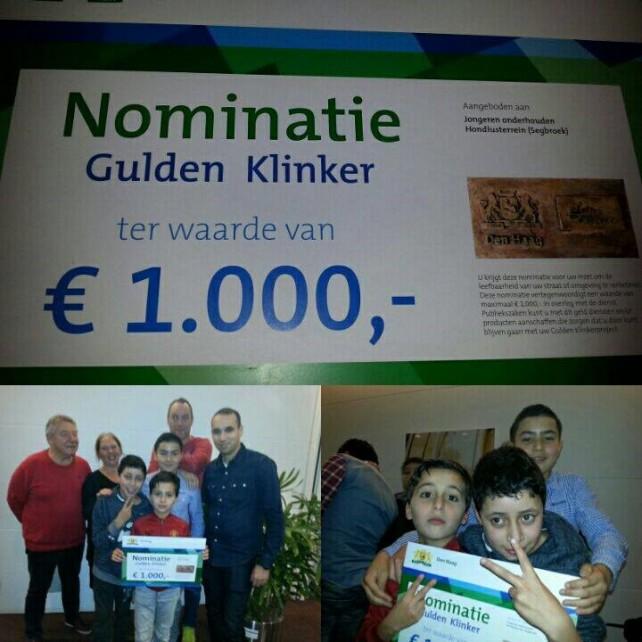 Nominatie Hondius