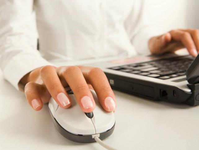 Computermuis+laptop