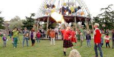 Zaterdag 12 en zondag 13 september komt Het Circus op Wijkpark de Verademing. Twee dagen vol muziek, theater, dans, workshops, kunst, duurzaamheid, een buurtcamping en natuurlijk... CIRCUS!