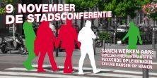 GroenLinks stadsconferentie