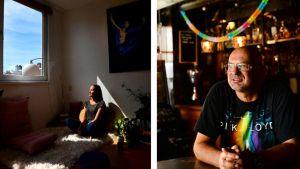 Expositie ReVa in Corona - Anne en Sander