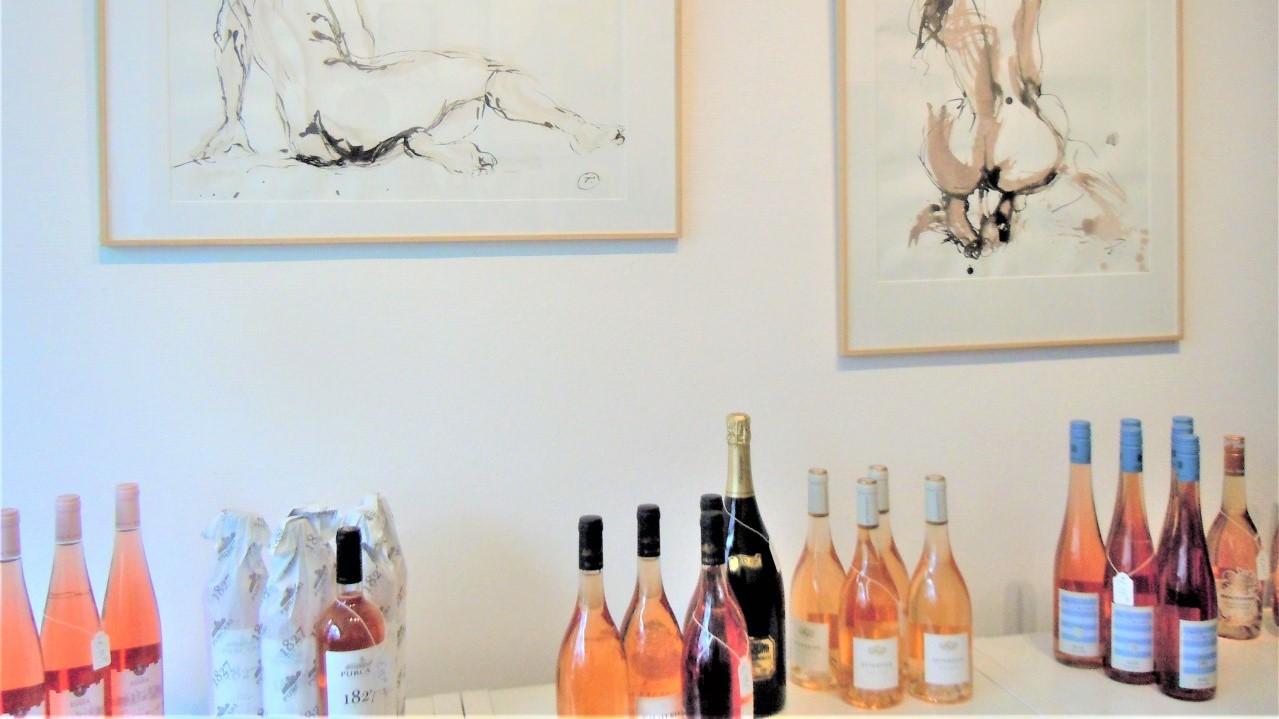 Wijn & Kunst