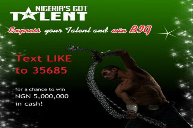 Nigeria's Got Talent 2012