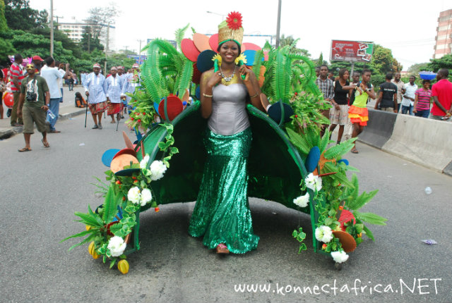 Rivers State Carnival Africas Big Apple
