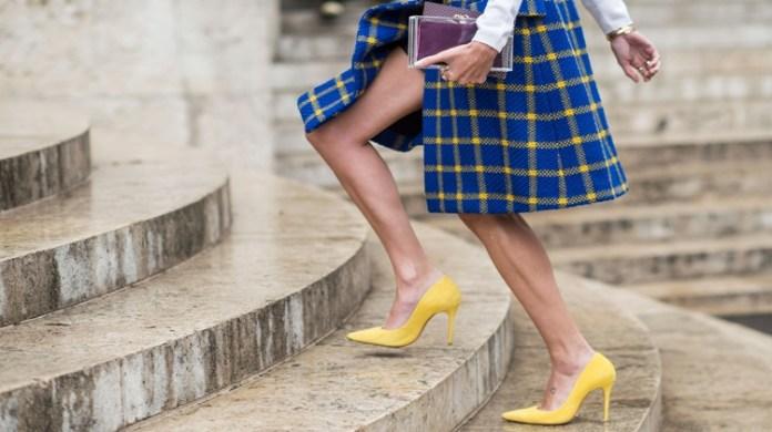 The Entrepreneur in Heels