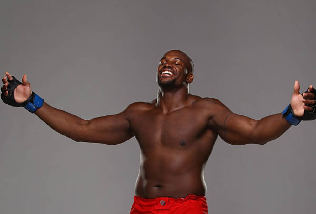 Eddie Gordon Interview TUF, Book and Career