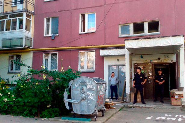 Oleg Belov family home6