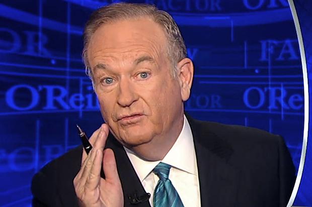 Bill O'Reilly vs Andrea Tanteros1