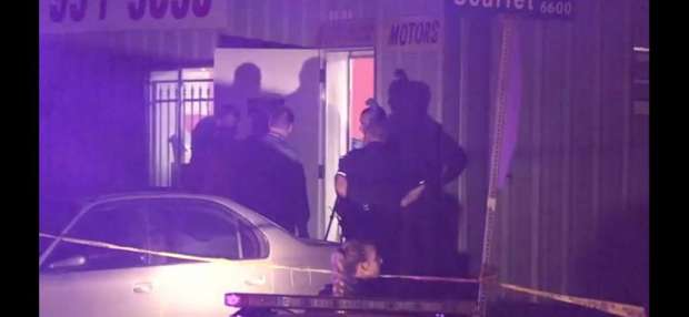 Decapitated body of store owner discovered in Mykawa Auto Parts Houston1.jpg