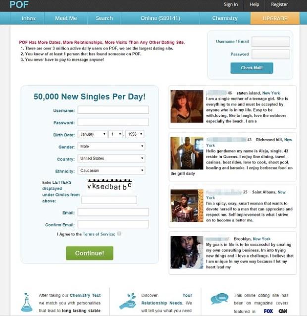 Hilarie met Bustos on the dating site PlentyOfFish1.jpg