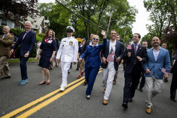 HIllary Clinton Attends Memorial Day Parade.jpg