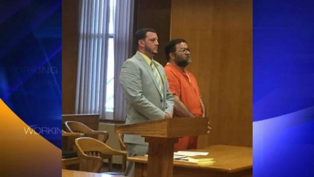 Jason Binkiewicz jumped out of a courthouse window4