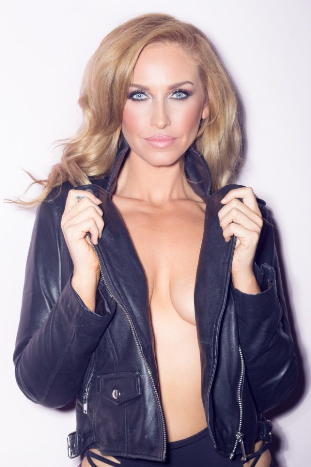 FAMEFLYNET - EXCLUSIVE: Josie Gibson Sizzles In A Sexy Lingerie Phootshoot