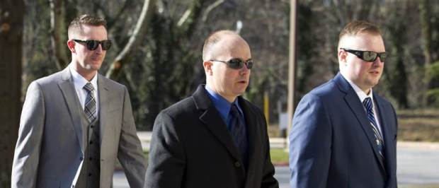 officers rice porter miller_baltimore_officers acquitted in freddie  gray case
