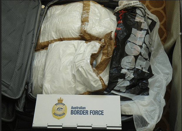 The penalty for smuggling a commercial quantity of cocaine includes life imprisonment