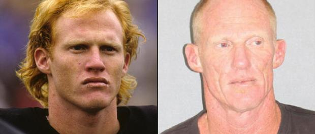 Todd Marinovich, ex-USC, Raiders QB, arrested naked with