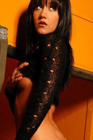 Isabelle Lagacé, aka Izabel, haa secret past as a porn model3