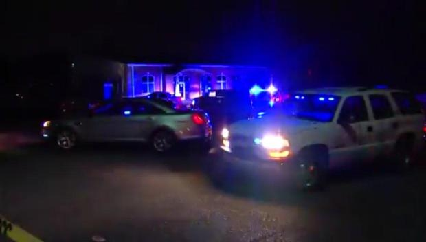 "One killed, six injured, when gunfire erupted on ""Love Thy Neighbor"" day in Brighton, Alabama"