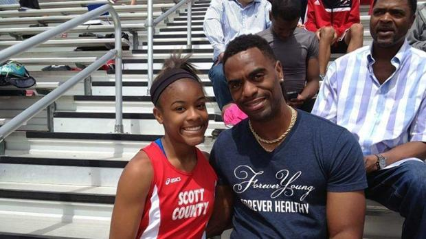 sprinter-tyson-gay-and-his-daughter-trinity1