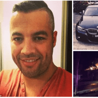 Australian banker, Neil De Graaf's chilling prediction before he incinerated himself, ramming his BMW into his ex-girlfriend's house and setting the home ablaze