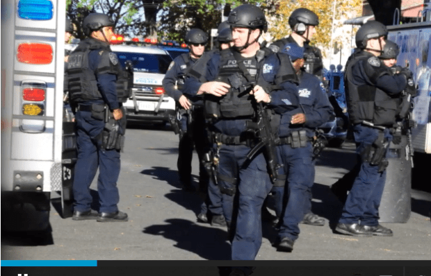 nypd-officers-on-the-scene