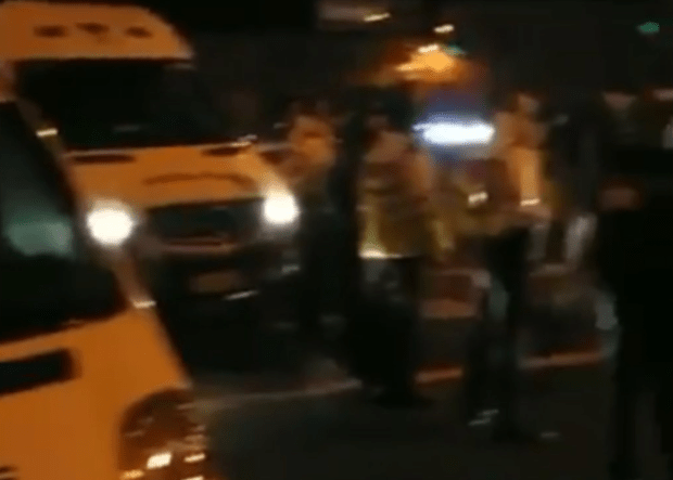 protest-against-m62-shooting-closes-leeds-road-in-bradford6