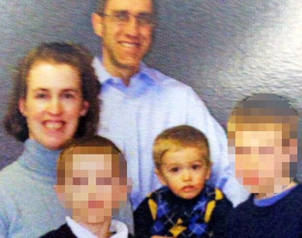 Laurel Schlemmer with sons Luke amd Daniel2