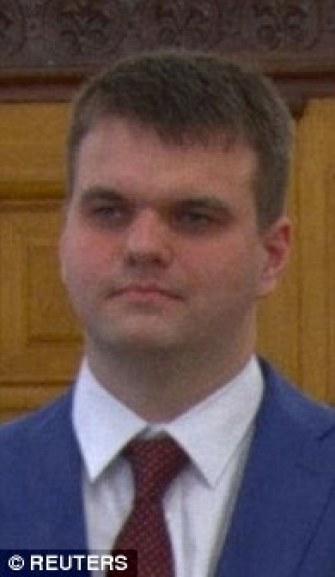 Russian spy Dmitry Dokuchaev1