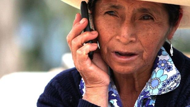 Under the Quipu project, people across Peru can use a free telephone line to share their stories1