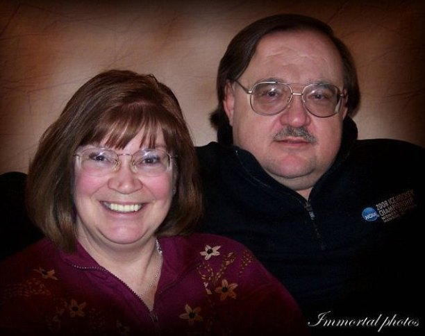 Victims: Dianne M Look (left), and her co-worker Karen Barclay.jpg