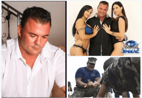 Navy SEAL by day, porn star at night! Revealed, decorated sailor,  Joseph John Schmidt III, has been moonlighting as 'Jay Voom' - a porn star with 29 films to his name