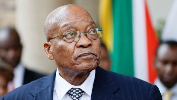 South African President Jacob Zuma has survived several calls for him to step down