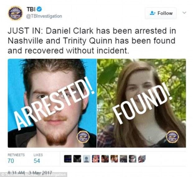 Daniel Clark and Trinity Quinn arrested.jpg