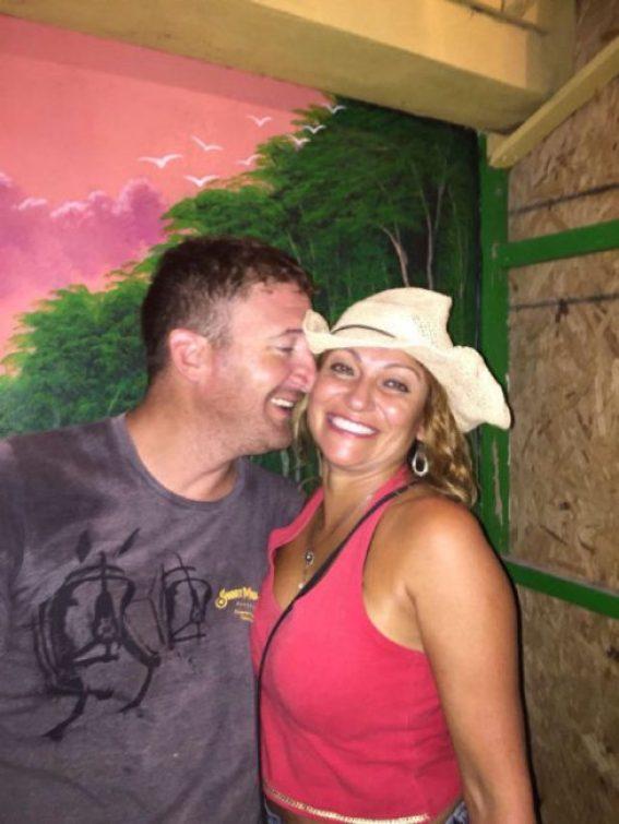 Drew DeVoursney and Francesca Matus2