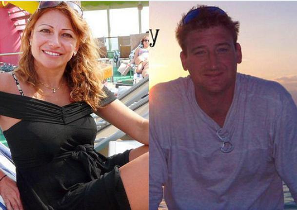 Francesca Matus and Drew DeVoursney1