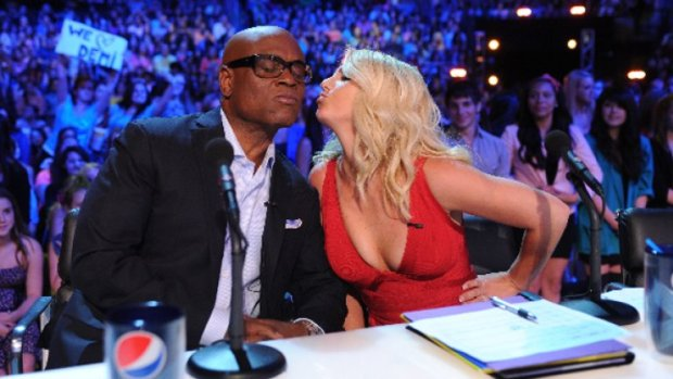 L.A. Reid and Britney Spears at X-Factorl.jpg