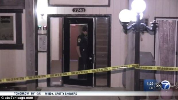 Police found the couple both dead in the living room of the Woodridge apt when they arrived late on Monday.jpg