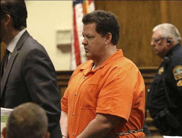 Todd Kohlhepp at his sentencing, Friday.png